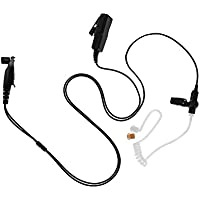 Maxtop ASK4032-M3 2-Wire Acoustic Ear Tube Surveillance Kit for Motorola EX560XLS EX600 EX600XLS