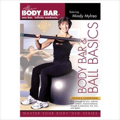 Body Bar and Ball Basics DVD