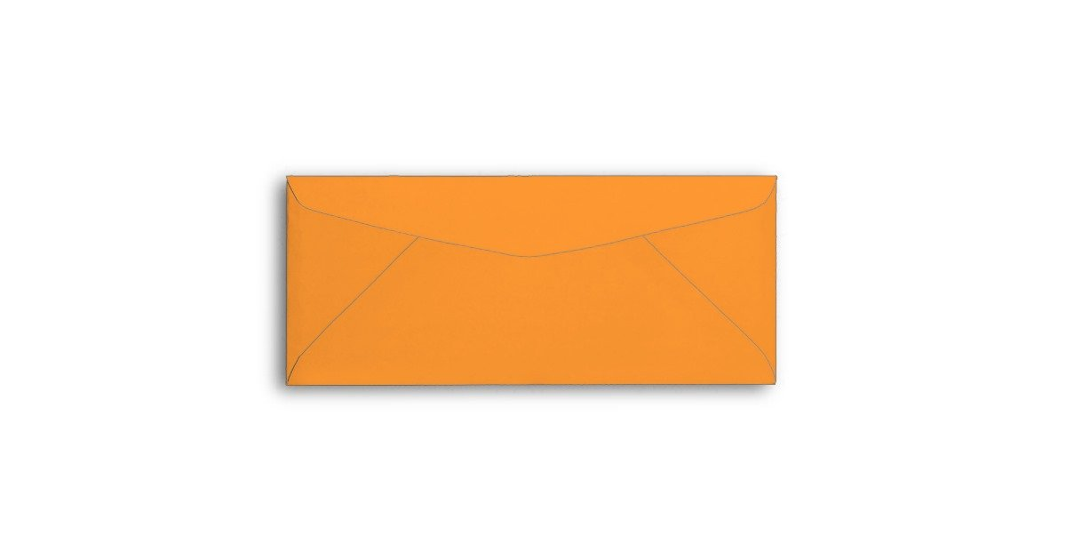 # 10 Envelopes Bright Colors-Multi Color Pack Envelope-5 Color Pack 50 Envelopes-Multi Color pack Business Envelopes