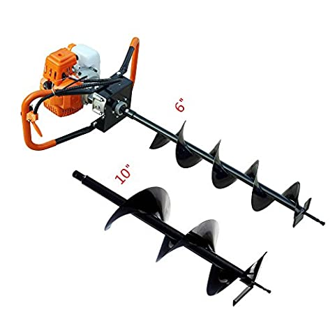FISTERS 2.2HP Gas Powered Post Hole Digger with 6