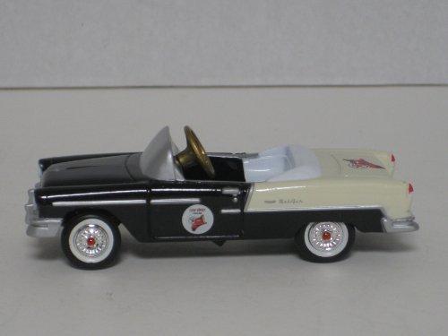 Gearbox 1955 Chevy Bel Air BLACK Texaco Fire Chief Series #4