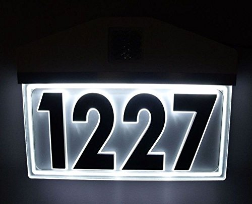 Outdoor Plaque Lighting in US - 8