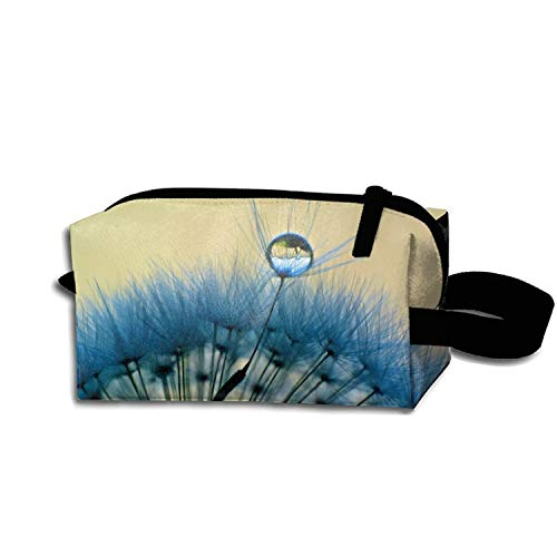 - scakoko Dandelion Flowers Travel Toiletry Kit Multifunction Durable Makeup Case