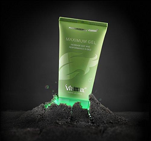 amazon com viamax maximum gel natural male health gel