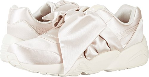 PUMA Women's FENTY x PUMA Bow Sneakers - Pink Tint (Large Image)