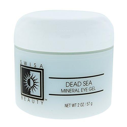 (Swisa Beauty Dead Sea Mineral Eye Gel 2 Oz. )