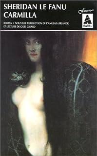 Carmilla, Le Fanu, Joseph Sheridan
