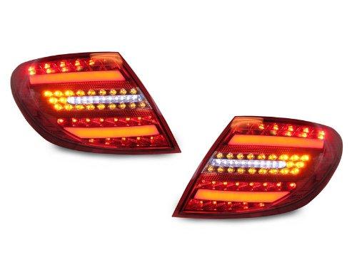C Class W204 Led Tail Lights