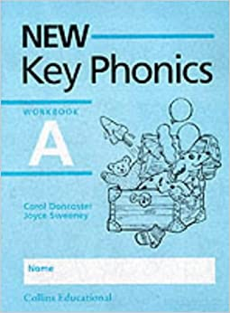 Descargar Ebook Torrent New Key Phonics – Pre-reader Workbook A Epub Patria