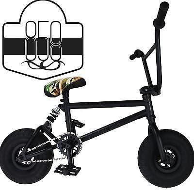 Ride 858 Mini Bmx Freestyle Bicicleta Luz con Manivela de Juego de ...