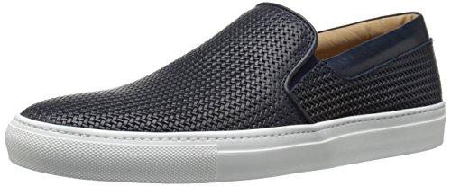 Aquatalia Men's Anderson Walking Shoe, Navy, 8.5 M US Aquatalia By Marvin K Sneakers