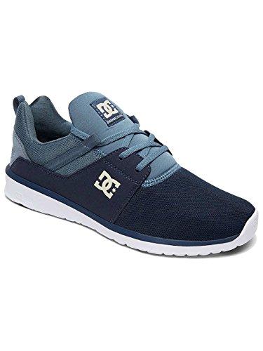 DC Shoes Heathrow M, Sneakers Uomo Bleu - Navy/Khaki