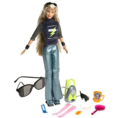Barbie Mystery Squad Night Mission Specialist: Toys & Games