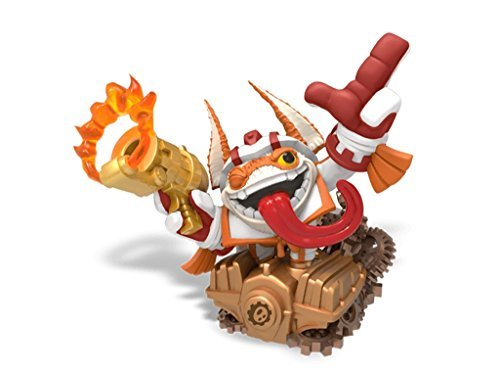 Skylanders SuperChargers: Double Dare Trigger Happy Individual Character