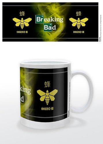 Breaking Bad Methylamine Barrel Ceramic Mug