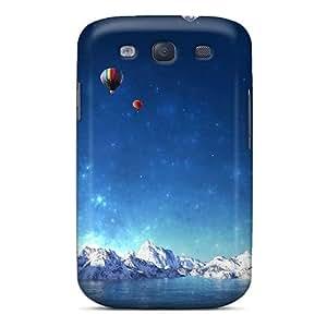 New Arrival Premium S3 Case Cover For Galaxy (dream Balloon)