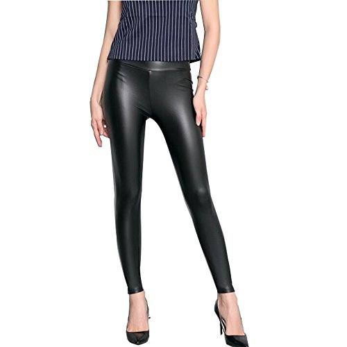 Sport Leather Pant - 4