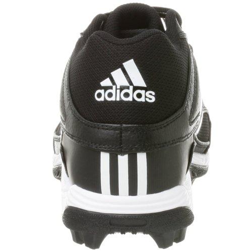 Esquina Bombardeo De Los Hombres De Adidas 7 Md Mediados Negro / Runwht / Metsil En venta tienda en línea Comercializable en línea barato Perfecto en línea Precios baratos en línea iuTROB8ne