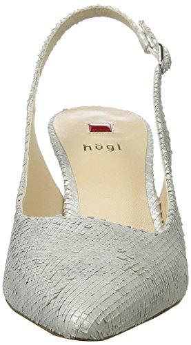 Donne Högl 3-10 6806 7600 Pompe Argento (silber7600)