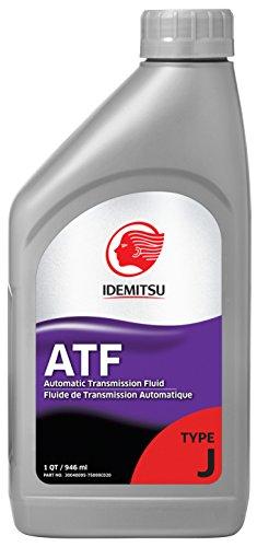 Idemitsu ATF Type J (Matic J) Automatic Transmission Fluid for Nissan/Infiniti - 1 Quart