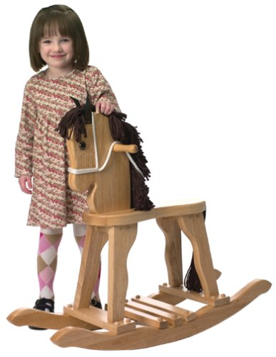 The 8 best wooden rocking horses for toddlers