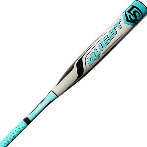 "Louisville Slugger 2020 Quest (-12) Fastpitch Bat, 32""/20 oz"