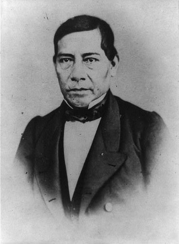 Photo: Benito Juarez,1806-1872,Mexican lawyer,politician by Infinite Photographs