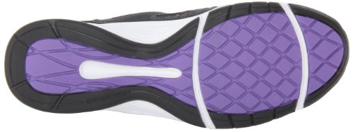 888098229813 - New Balance Women's WW520 Walking Shoe,Black/Purple,8 2A US carousel main 2