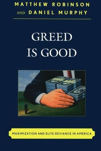 greed is good - 2