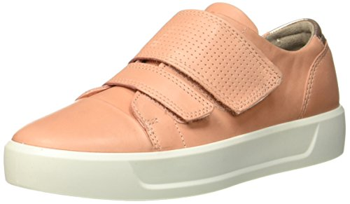 ECCO S8, Zapatillas Para Niñas Rosa (Muted Clay/muted Clay)