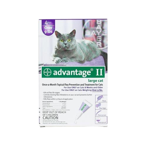 4PK PURP Advantage II