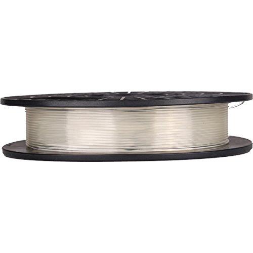 CoLiDo 3D Impression 1.75mm PLA Filament Spool, Translucide 0.5 kg LCD009XQ7J