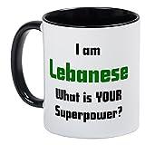 CafePress %2D I Am Lebanese %2D Unique C