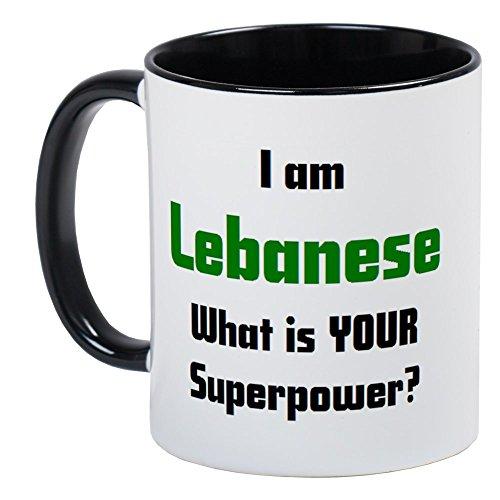 CafePress - I Am Lebanese - Unique Coffee Mug, Coffee Cup