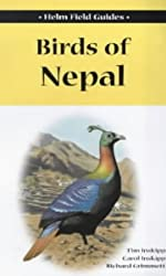 Field Guide to the Birds of Nepal (Helm Field Guides)