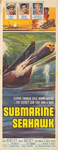 Submarine Seahawk - Authentic Original 14