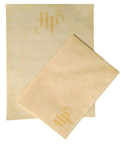 Harry Potter Hogwarts Classic HP-Snitch Logo Note Writing Kit