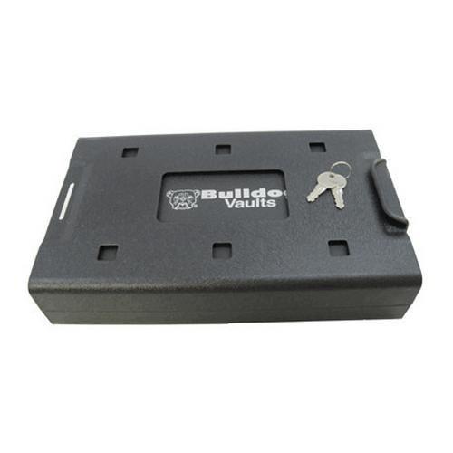 Bulldog Cases Bd1150 Car safe Key lock Black 11.3 X 6.9 X 2.2