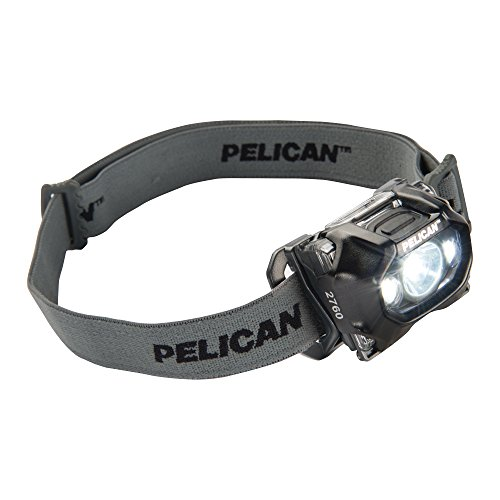 Pelican 2760 Headlamp (Black)