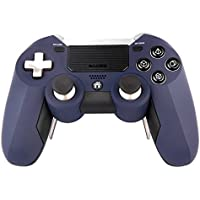 PS4 Controller, SADES 2018 Latest Upgraded Gamepad...