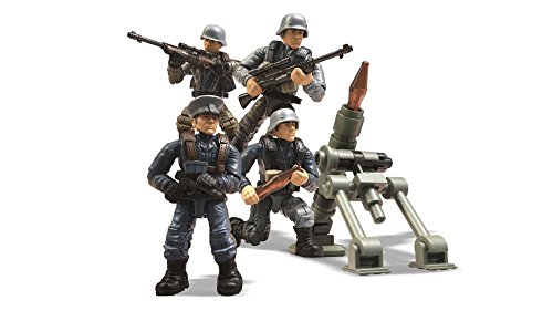 Mega Construx Call Of Duty Axis Troop Pack Building - Small Duty Call Blocks Of Mega