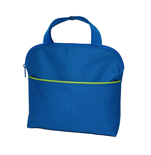 Bolsa portabiberones JL Childress JLC-1905BG Maxicool color azul y verde