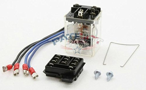 Field Controls 46111100 RJR6 120V SPST Relay Kit For CK62 And CAC