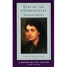 By Thomas Hardy - Tess of the d'Urbervilles (Norton Critical Edition): 3rd (third) Edition
