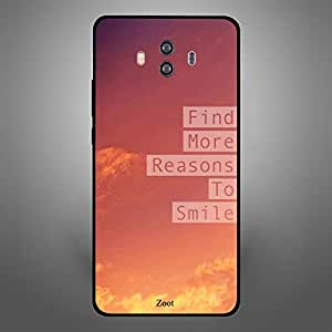 Huawei Mate 10 Find More Reasons to Smile