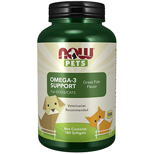 NOW Pet Health Omega