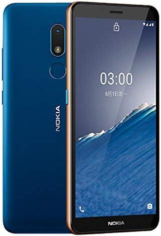 Nokia C3 4G LTE Volte Unlocked GSM 32GB (Latin/Att/Tmobile/Metro/Mint/Caribbean/Europe) 2Gb Ram (Not Verizon/Boost) Single SIM