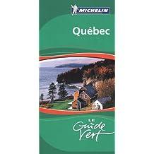 Québec - Guide vert