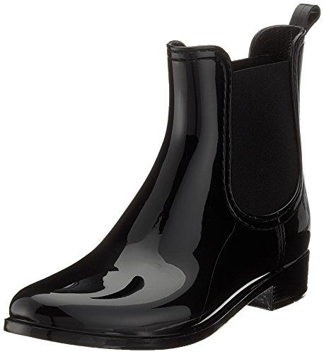 Pavement Damen Rain Stiefeletten Schwarz (Black 020 020)