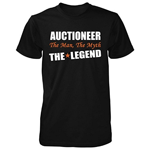 Auctioneer The Man, The Myth The Legend - Unisex Tshirt